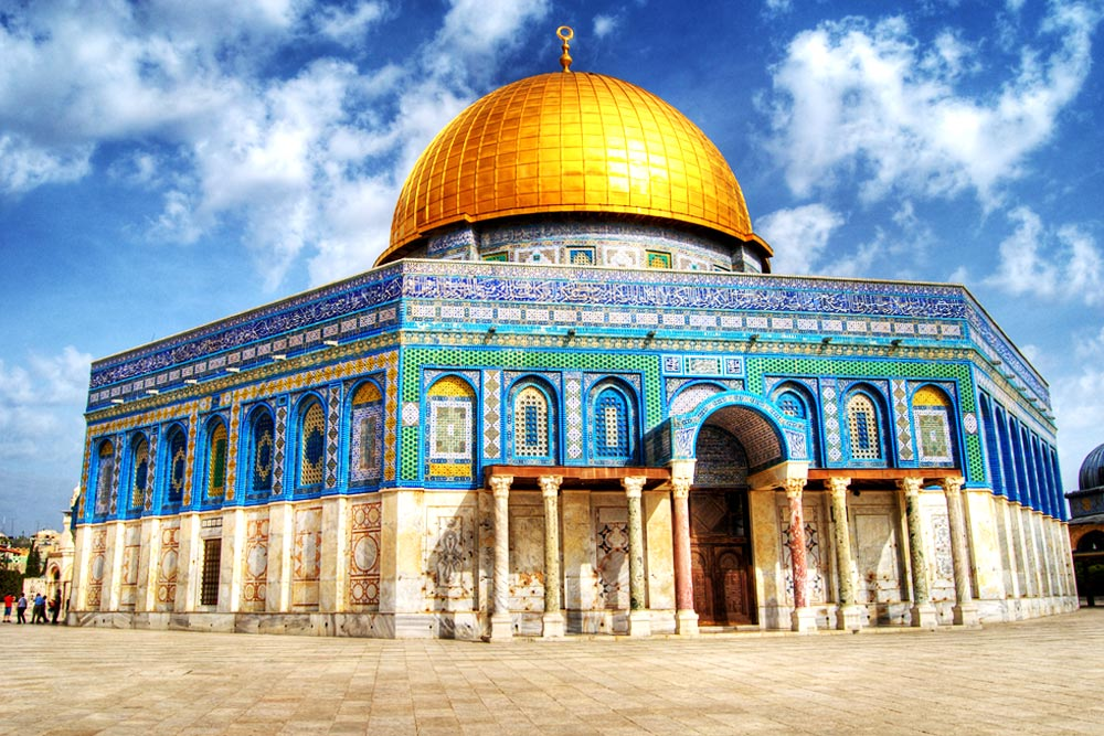 Truly Amazing Places You Must Visit in the Middle East Before You Die - Dome of the Rock, Jerusalem