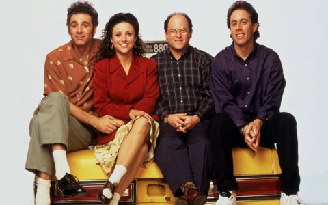 Seinfeld's Tunes: The Secret Behind the Opening Theme Song in America's Favorite Sitcom
