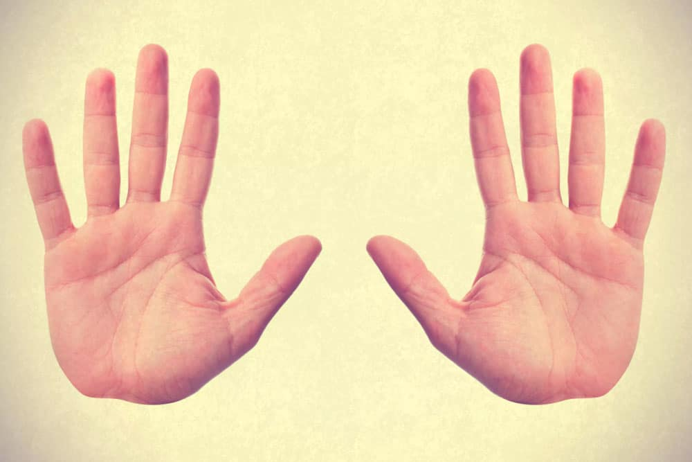 What the Length of Your Fingers Say About Who You Are 1