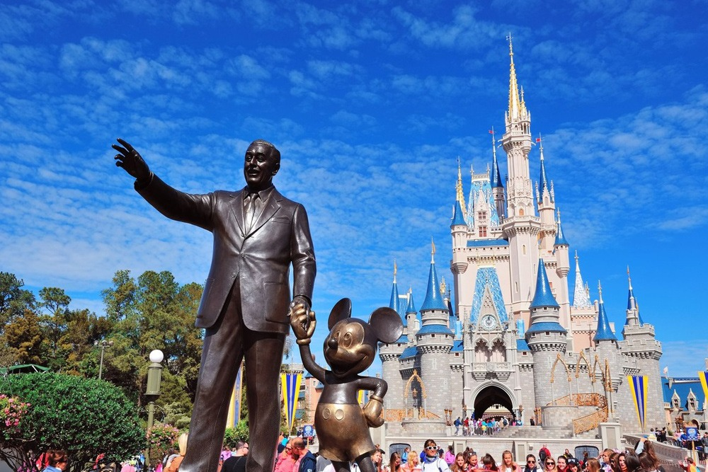 2017 Best Family Vacation for All Ages Around the World - Walt Disney World Resort