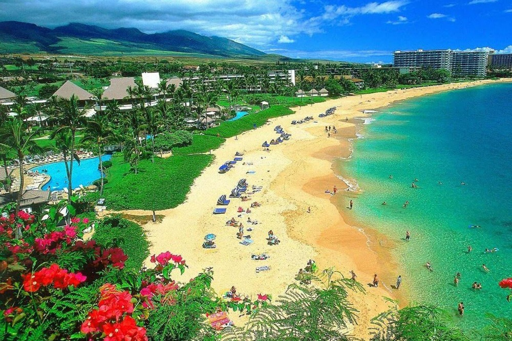 2017 Best Family Vacation for All Ages Around the World - Maui, Hawaii