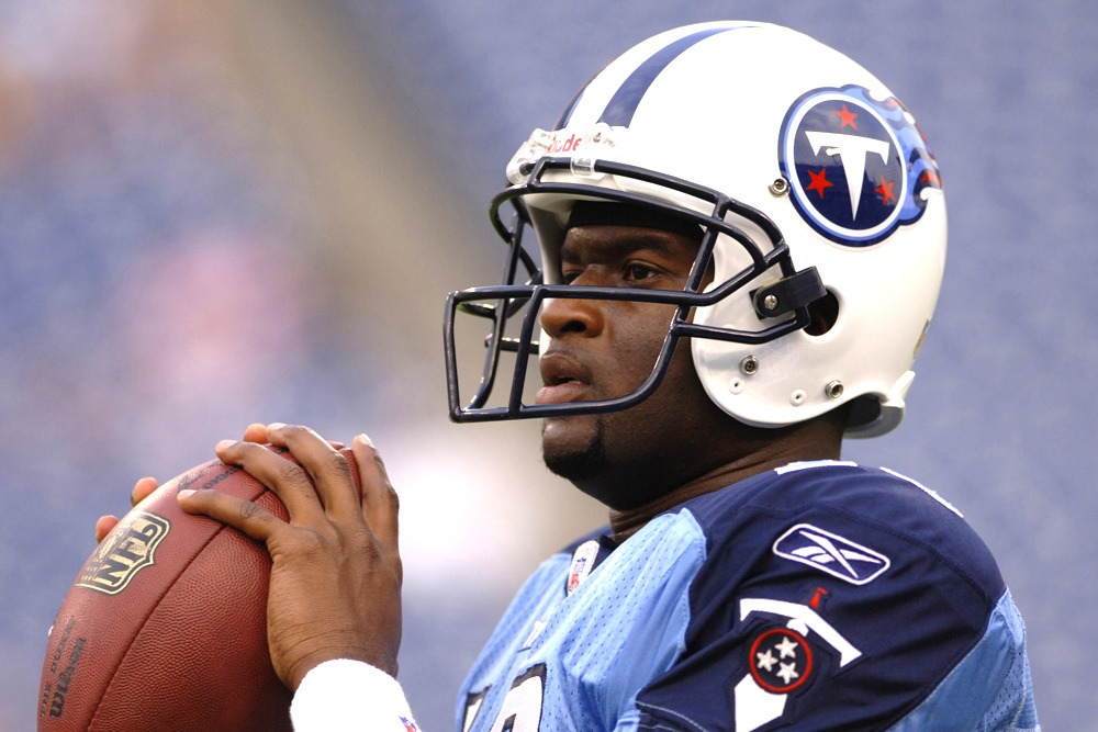 Elite Sport Stars that Went From Big to Broke - Vince Young
