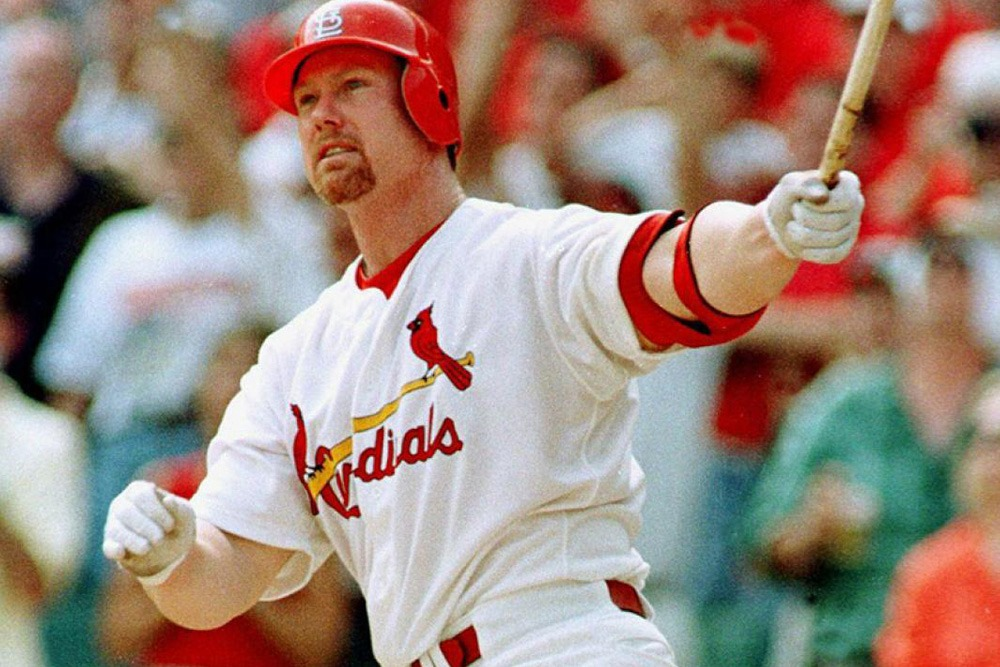 Most Expensive Auctions Items Ever Sold in History of Man - Mike McGwire's 70th Straight-Home-Run-Baseball Game