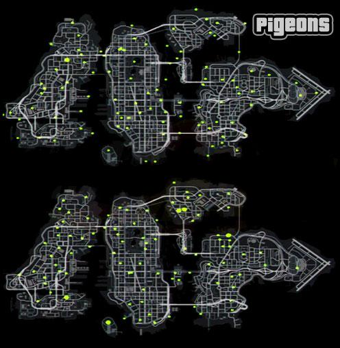 Gta 4 Hidden Weapons Map