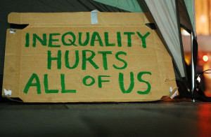 Inequality hurts all of us