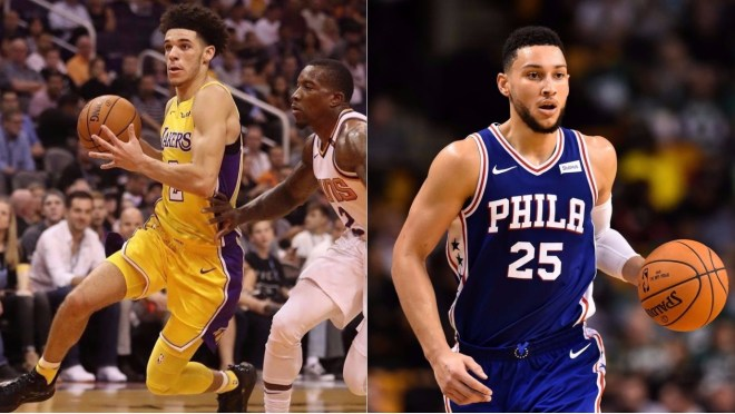 lonzo and simmons