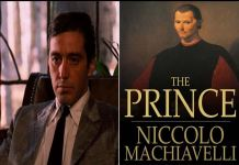 godfather Al Pacino Machiavelli