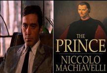 godfather Al Pacino Machiavelli
