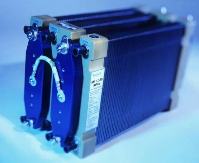 Топливный элемент, вырабатывающий энергию за счёт реакции водорода с кислородом
