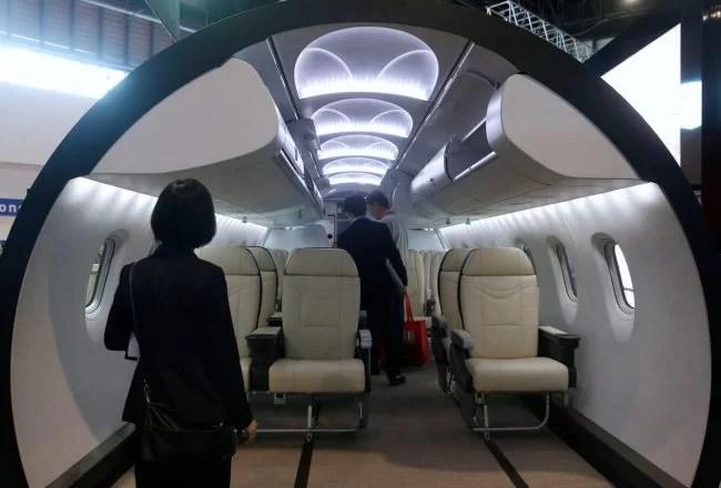 Mitsubishi Regional Jet (MRJ)