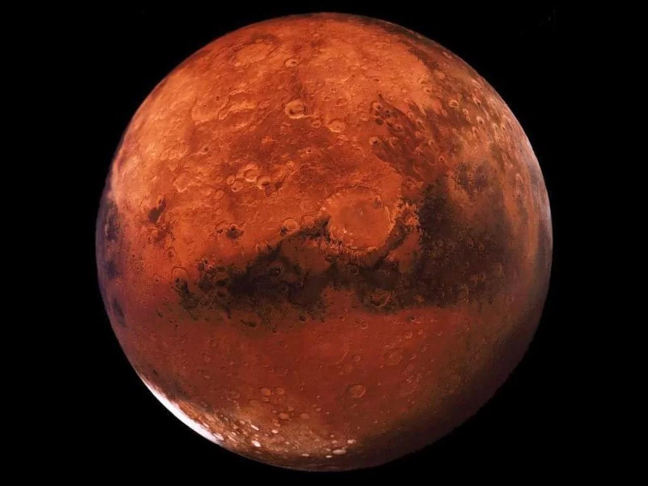 На Марсе возросли уровни кислорода