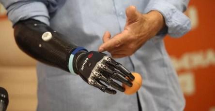 Протез руки от уральских ученых