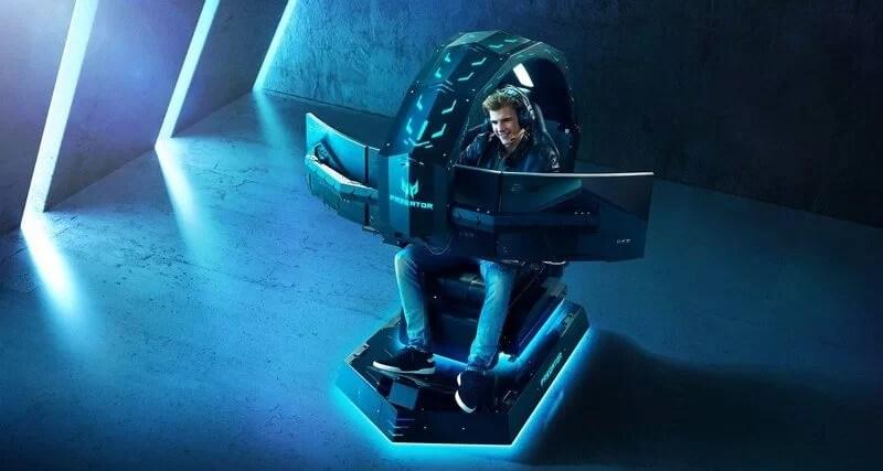 Трон Acer Predator Thronos