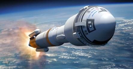 Ракета Boeing Starliner не долетела до МКС