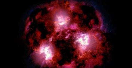 Обнаружена «мифическая» галактика