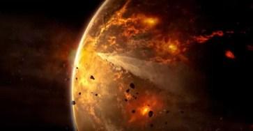 Ультрагорячая экзопланета