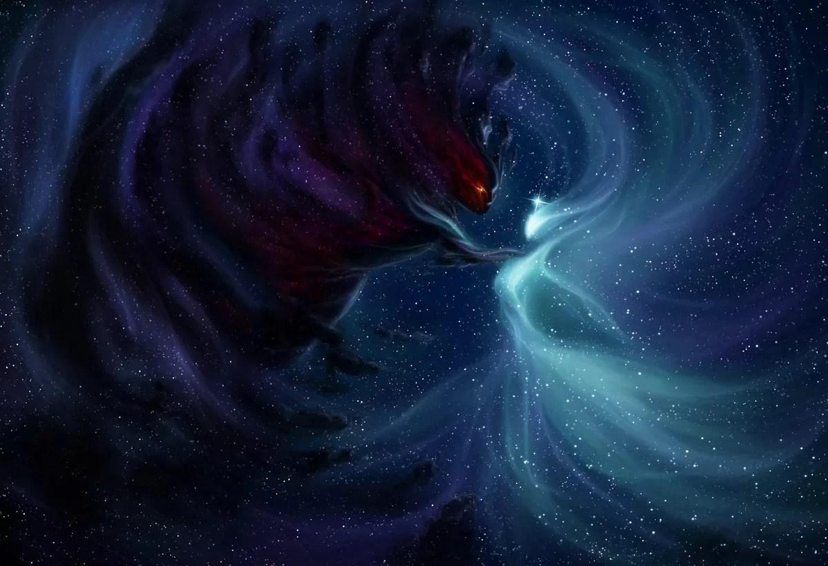 Найдена старейшая галактика-монстр