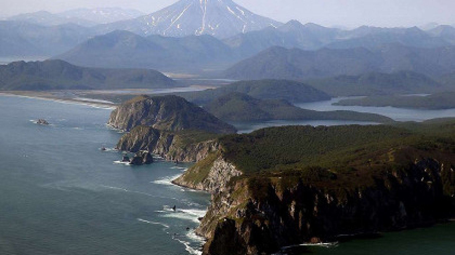 На Камчатке зафиксировали сильнейшее землетрясение
