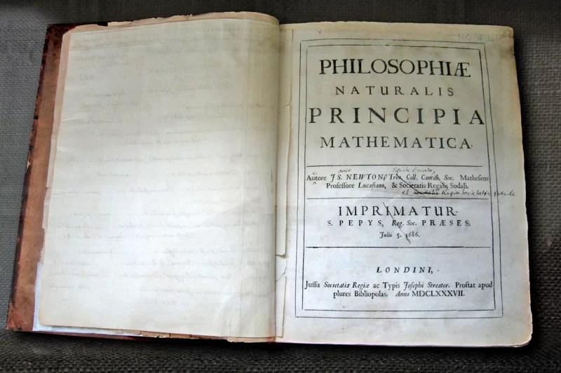 Найдена легендарная рукопись Ньютона
