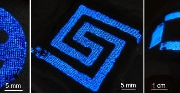 Колготки вдохновили ученых на создание светящейся одежды