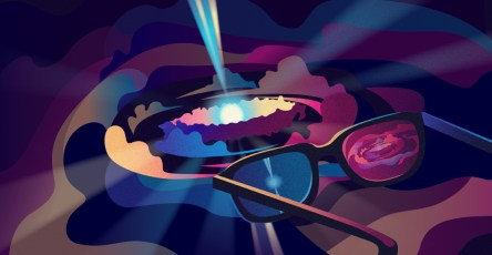 На квазары «надели» 3D-очки