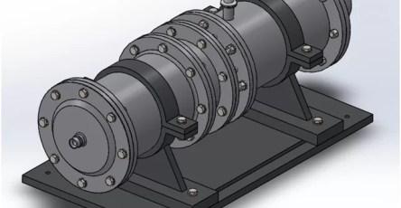Российский студент предложил новый вид ракетных двигателей