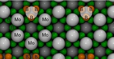 Выяснена структура сверхтвердых материалов