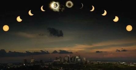 Свет и тьма. Где наблюдать затмение 21 июня?