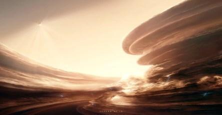 На двойниках Земли могут быть ураганы