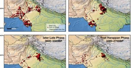Математически вывели доказательство климатической причины гибели древней цивилизации