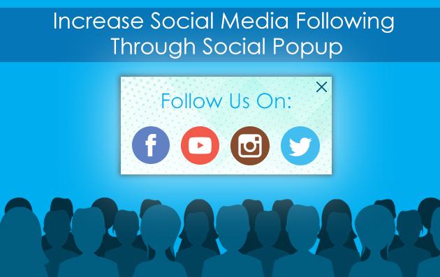 Increase Social Media Following