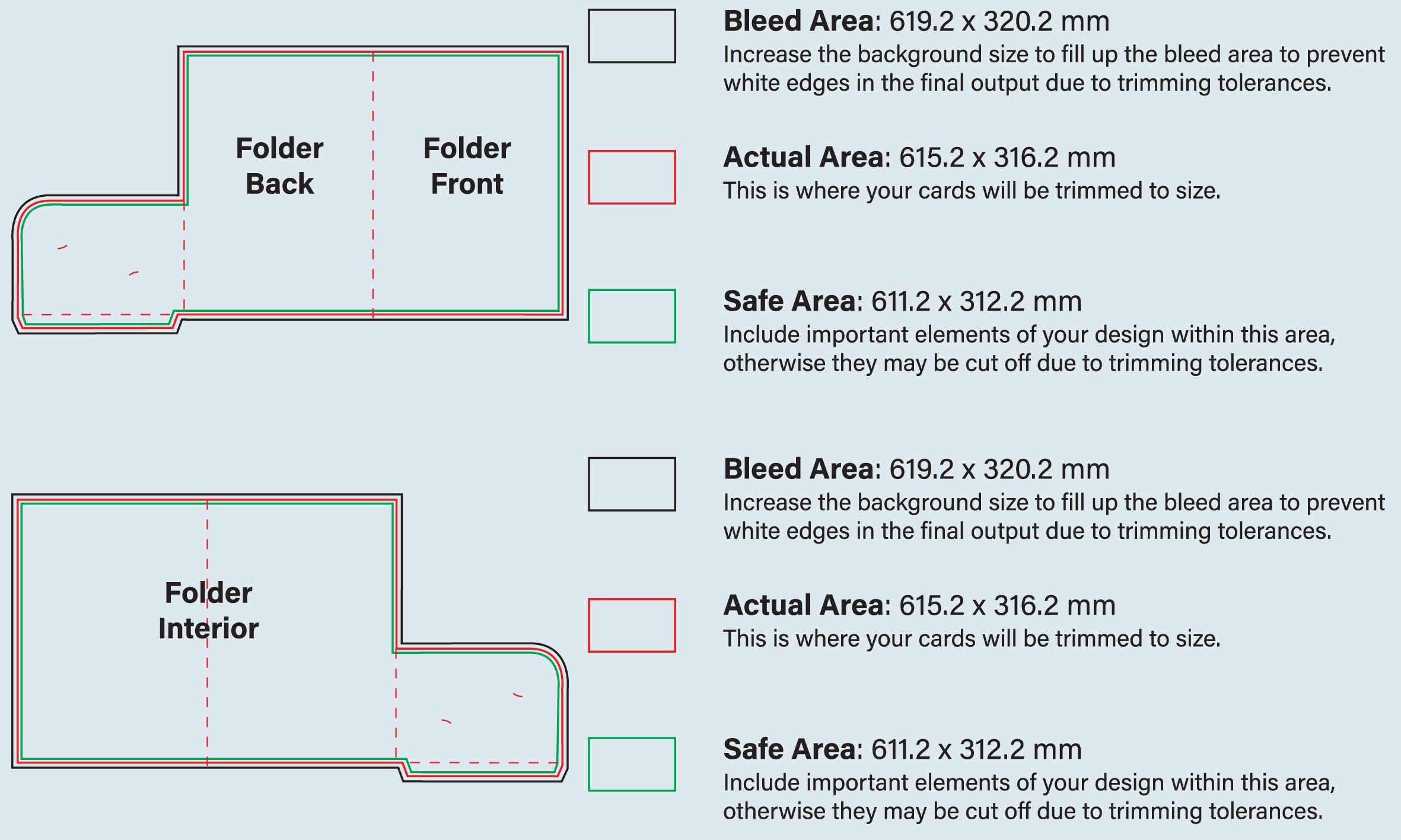 Corporate Folder Design Guideline