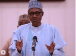 Details of President Buhari's meeting with APC governors