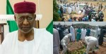Former Chief of Staff to President Buhari, Abba Kyari, laid to rest (photos)