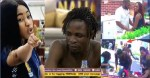 """#BBNaija: """"You are a skinny fo-ol"""" – Erica drags Laycon to filth over kiss-ing saga (video)"""