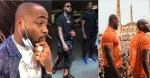 """""""I wanna wake up late for a show so you'd carry me again"""" – Davido breaks silence following death of his personal body guard, Tee Jay"""