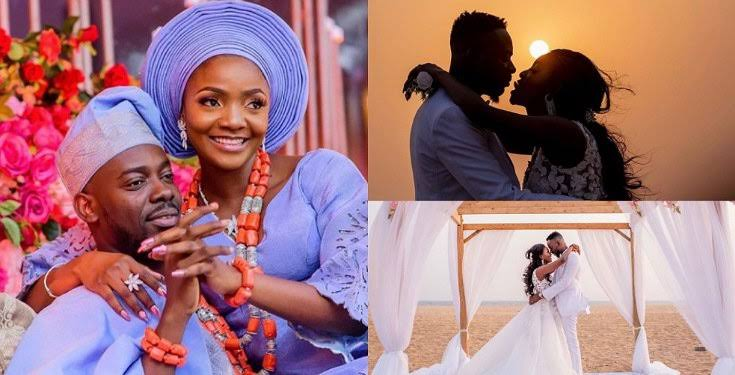 """I'm so proud to be your wife"""" – Simi writes Adekunle Gold as they celebrate  2 years wedding anniversary (Photos/Videos) » Popup9ja"""