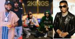 """""""He was high then"""" – Davido dragged over song feature with Wizkid that is yet to drop"""
