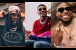 VGMA 2021: Davido, Wizkid & Burna Boy Nominated For African Artist Of The Year