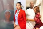 'Ned Sp*rm No Fine For Her Body' -Reactions As Regina Daniels Lands In The Hospital Again