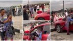 A Young Man Surprises His JSS1 Babe With A Brand New SUV In A Viral Video