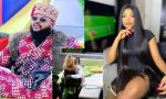 #BBNaija: Queen kisses WhiteMoney passionately after warning against such acts (Video)