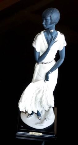 (My Fair Lady) Lady with a Fan by Giuseppe Armani
