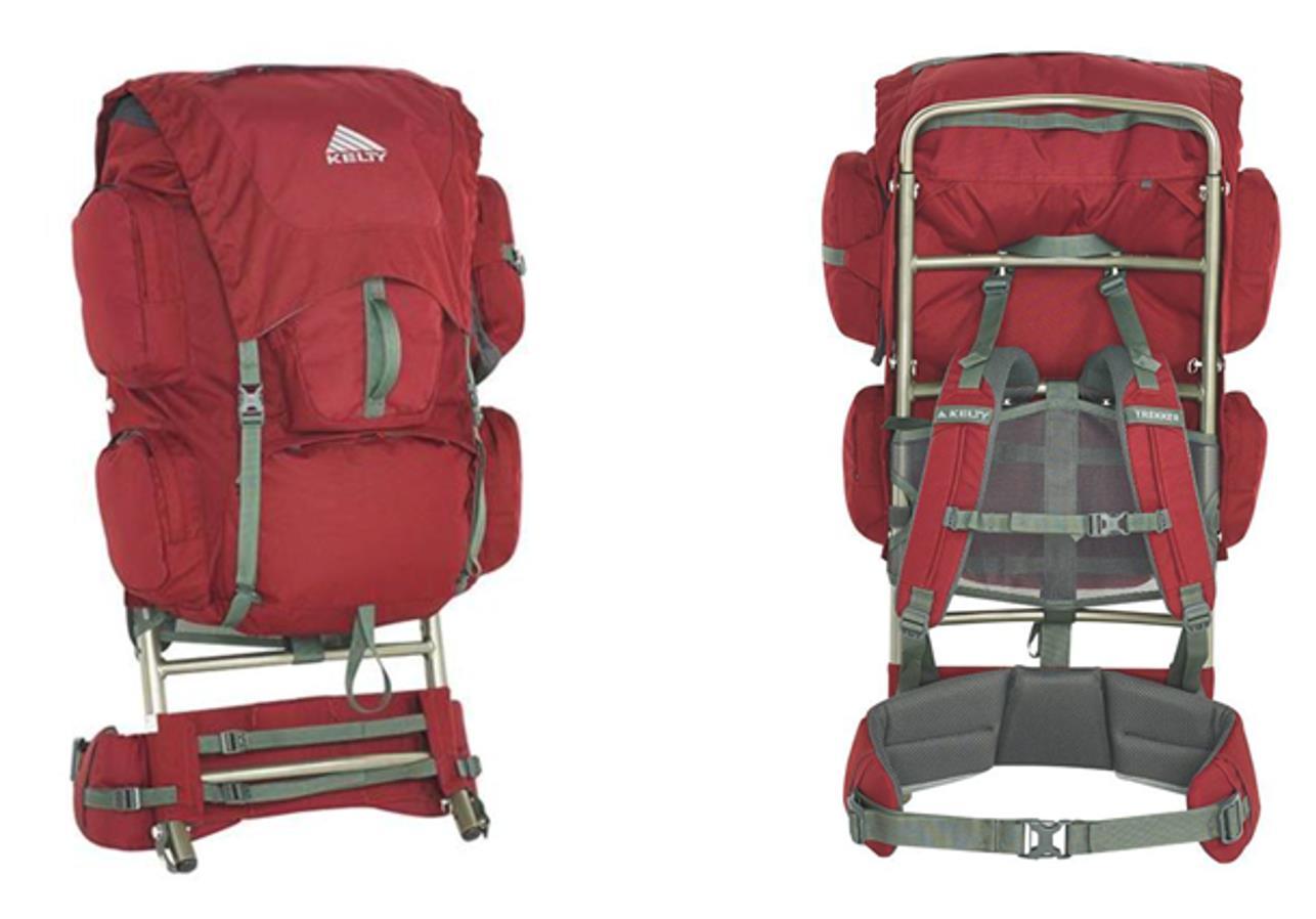 Update Your Old Kelty External Frame Backpack | PopUpBackpacker