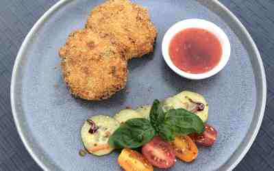 Sweet Chilli English Fish Cakes