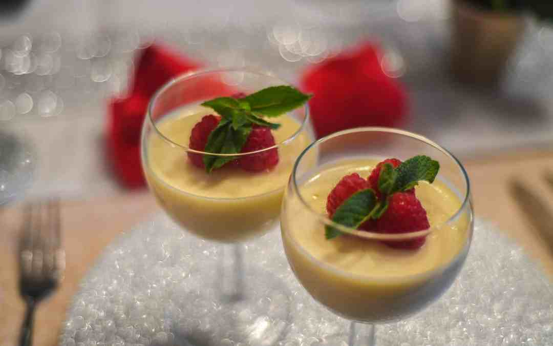 Protected: Lemon Posset with Brandy snaps & Christmas Short Bread
