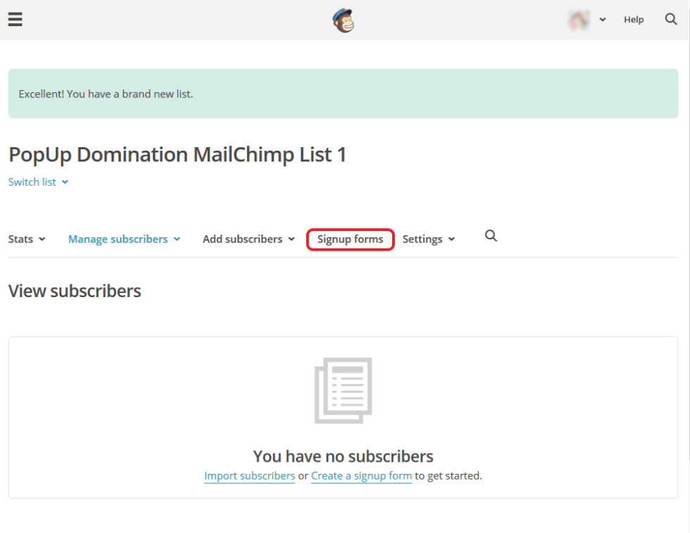MailChimp7