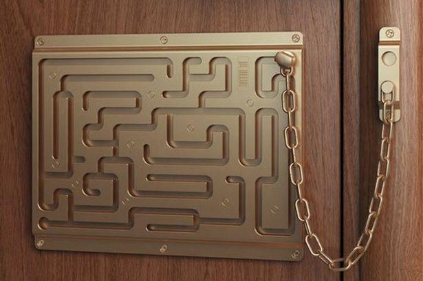 Maze-Lock
