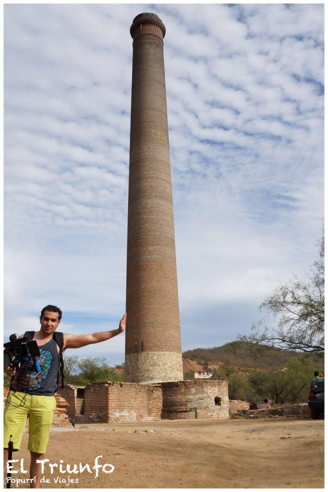 La Ramona El Triunfo Baja California Sur
