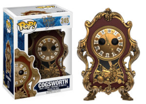#Beauty and the Beast #cogsworth #Disney #Toy Fair 2017 #Funko #Pop #nytf2017 #newyorktoyfair